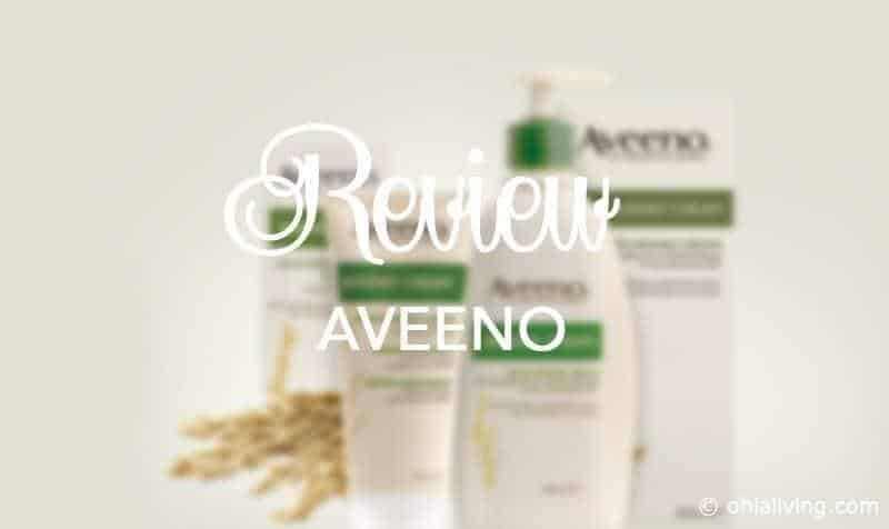 REVIEW: Aveeno Lotion