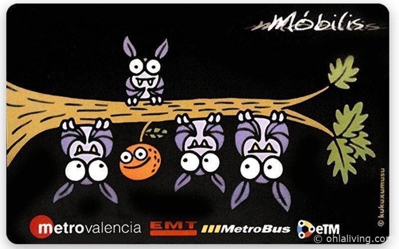 Getting around in Valencia: Valencia Metro App
