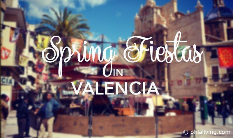Medieval Market Fair: Spring Fiestas in Valencia
