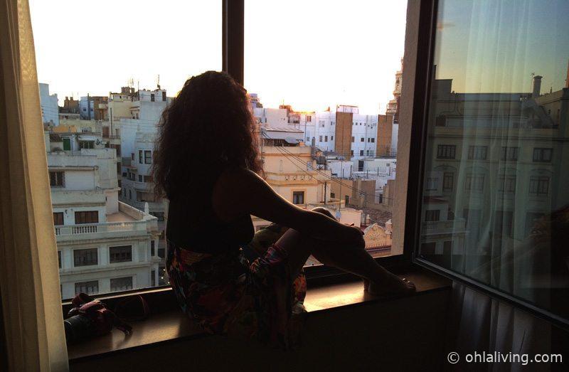 A weekend getaway in Valencia