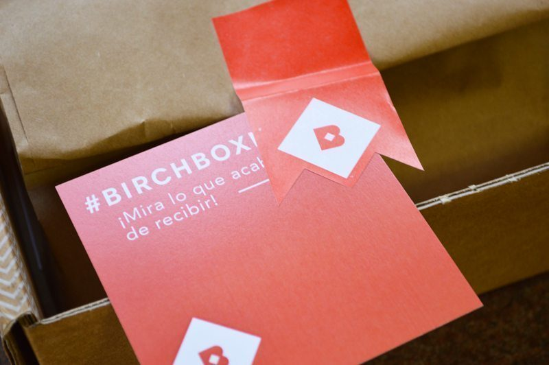 Birchbox Beauty Spain