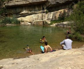 Natural Springs In Valencia
