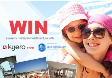 Family Holiday In Fuerteventura
