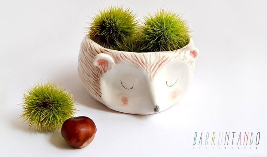 Friday Find: Whimsical Ceramics By Barruntando