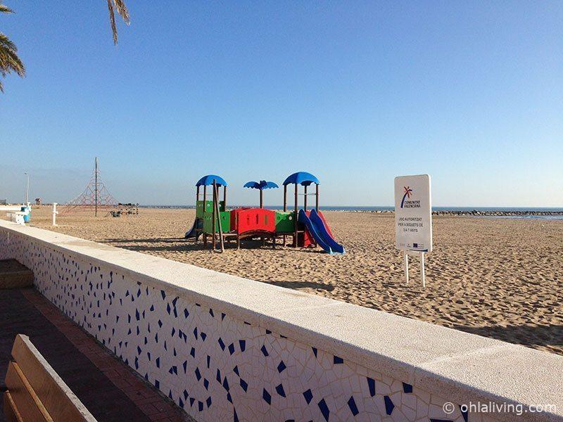 La Pobla De Farnals Beach