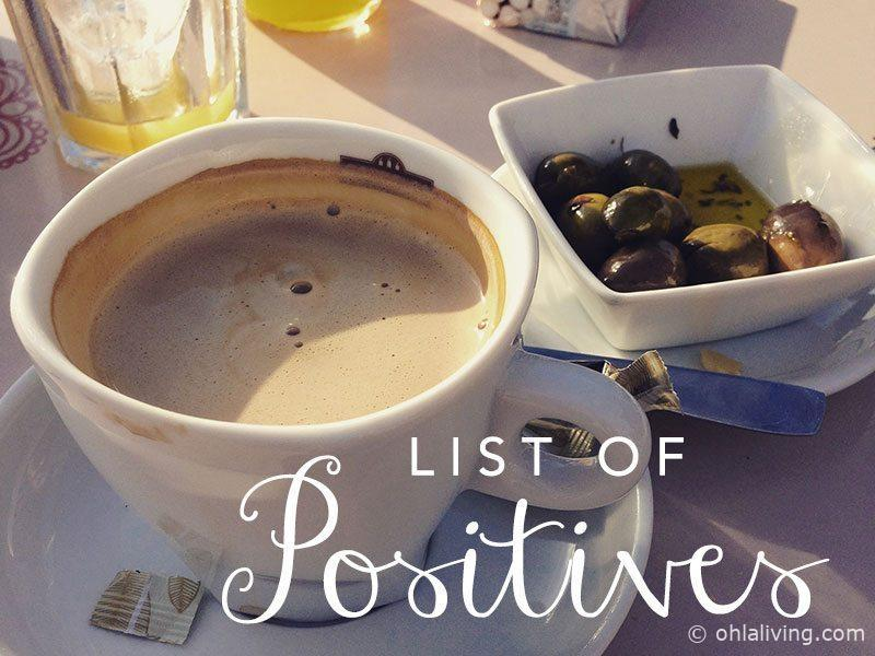 January: List of Positives