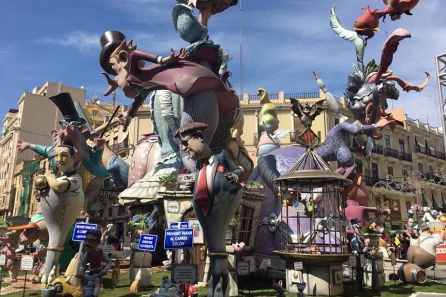 Why Going To The Fallas In Valencia Should Be On Your Bucket List