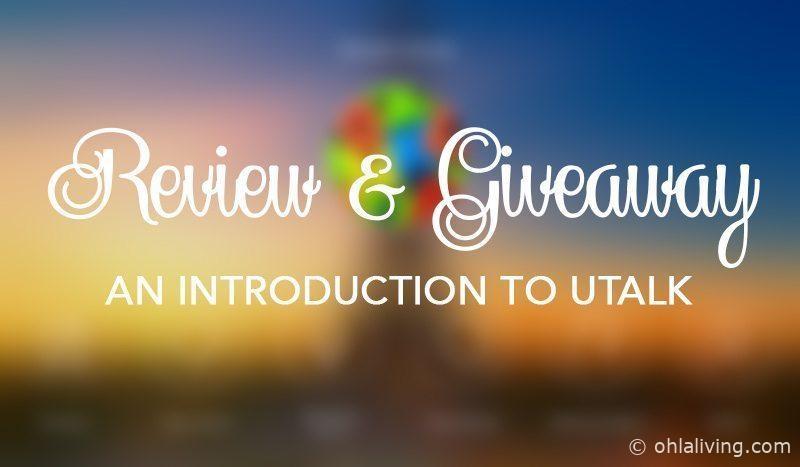 Introduction to UTalk