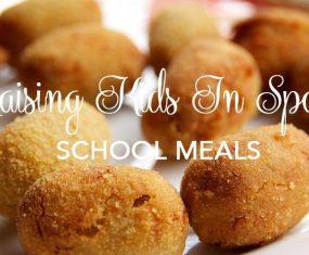 Spanish School Meals