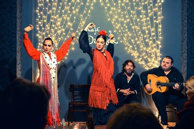 Flamenco in Valencia