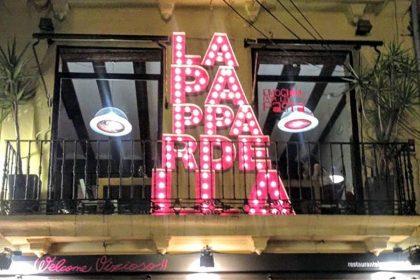Feeding My Italian Vice: La Pappardella Valencia