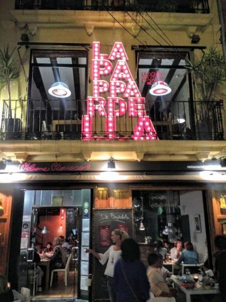 The Pappardella Valencia