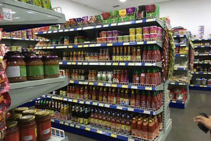 Oriental Supermarket in Valencia