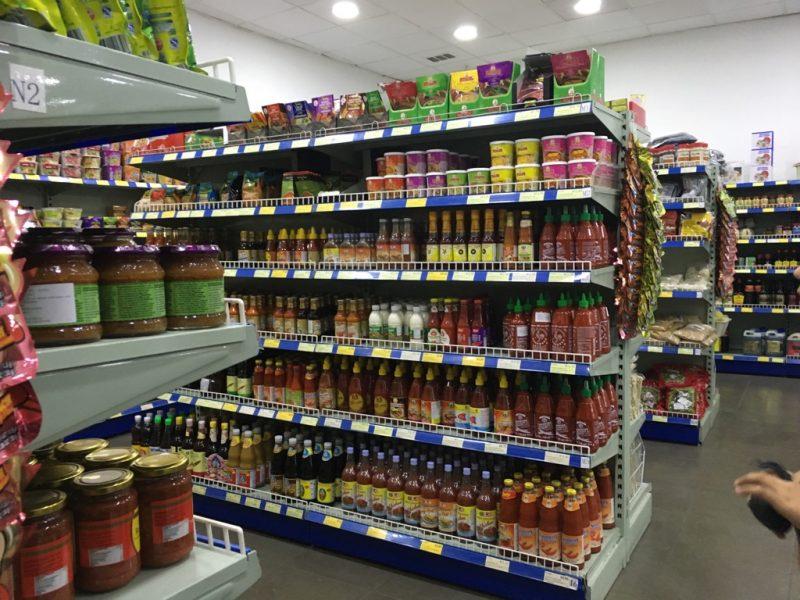 Oriental Supermarket Valencia