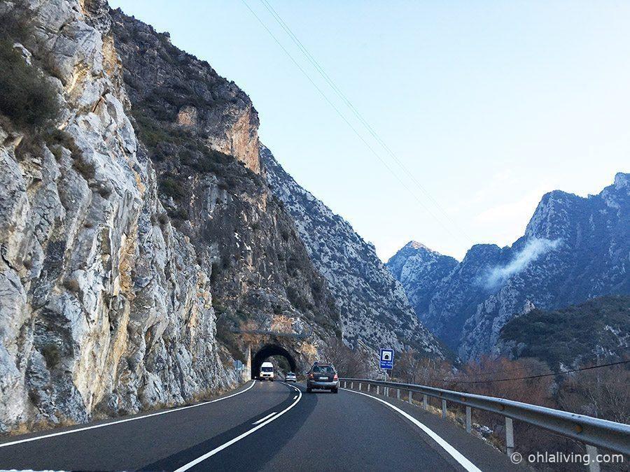 Valencia to Andorra