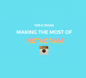 Infographic: [Tips & Tricks] Making The Most Of Instagram