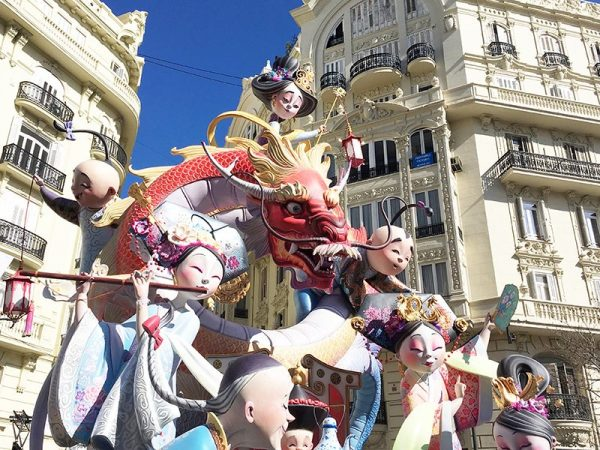 An Insiders Guide On How To Enjoy The Fallas In Valencia
