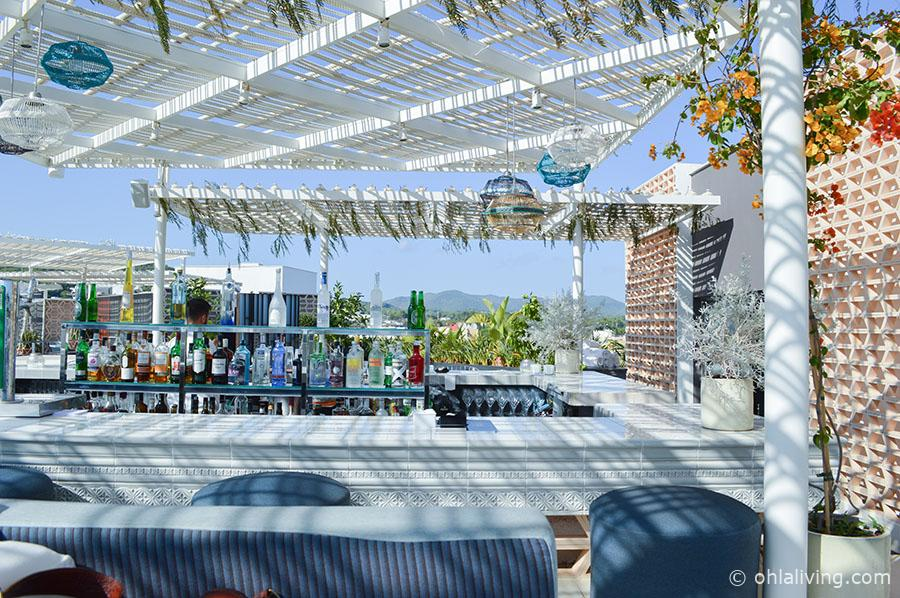 Aguas De Ibiza Roof Top Bar