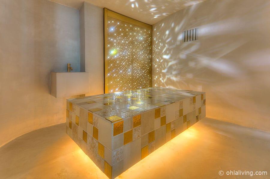 Aguas De Ibiza Spa Roman Bath © Aguas De Ibiza