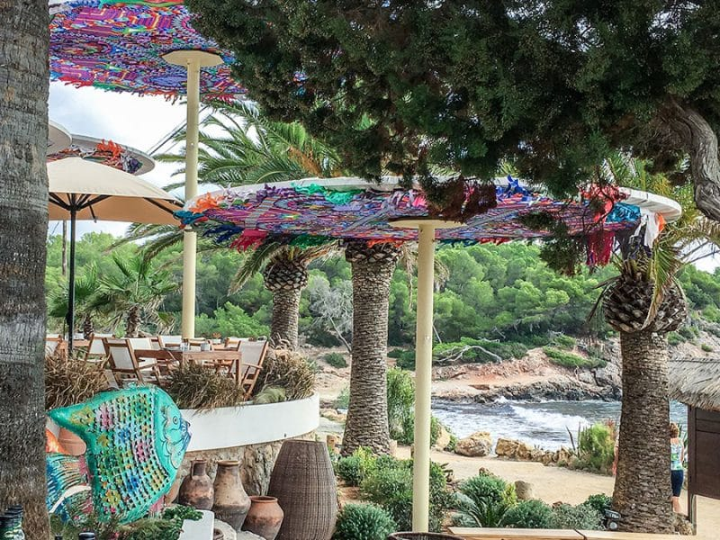 Aiyanna Beach Bar Ibiza