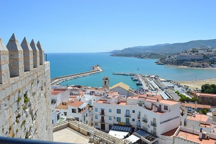 A Castle By The Sea: A Family Break In Peñiscola