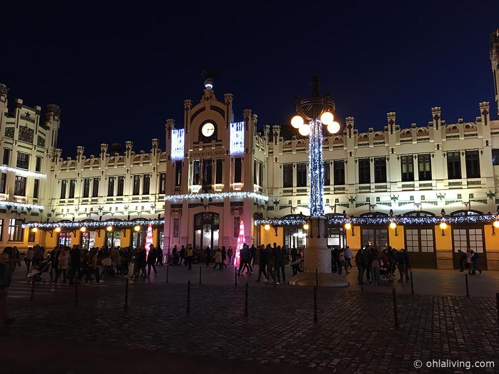 Estació del Nord Valencia