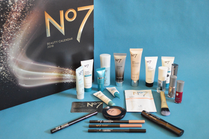 My Top 10 Favourites From The 2018 No7 Beauty Advent Calendar
