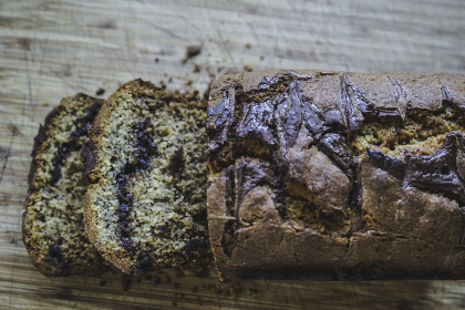 Recipe: Banana & Nutella Bread Loaf
