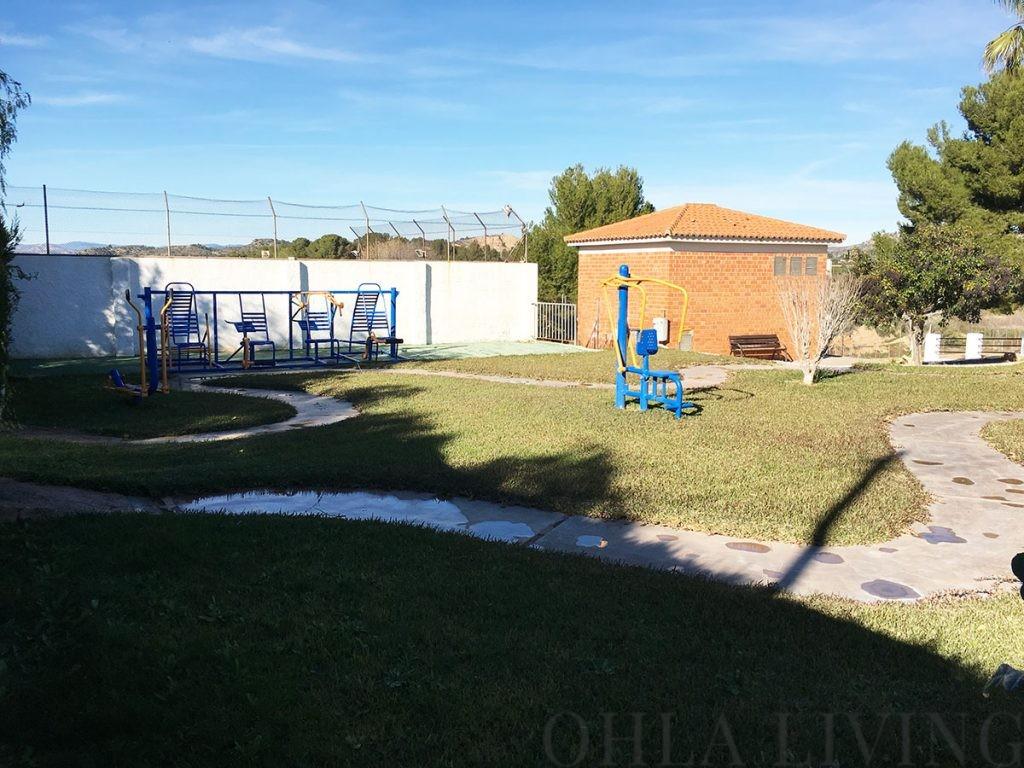 Urbanisation Outdoor Gym