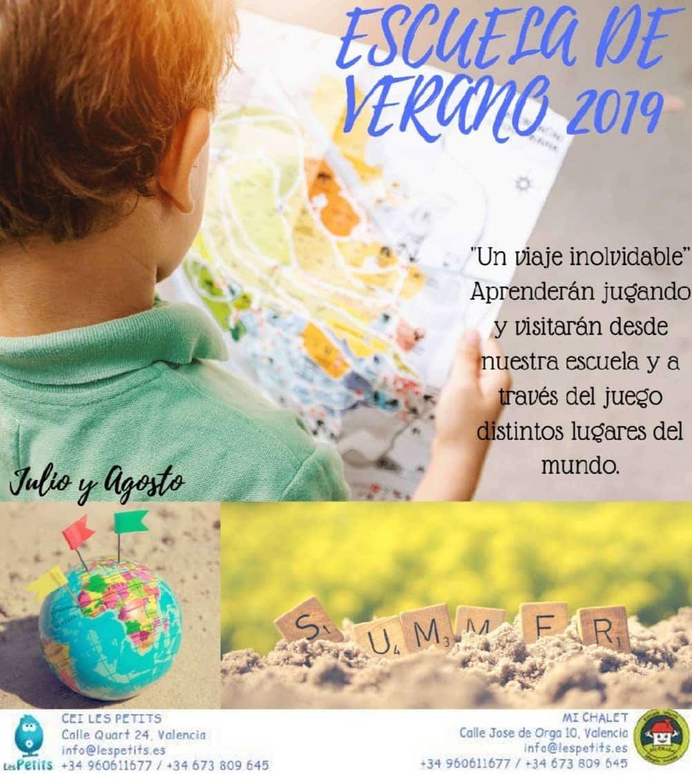 Les Petits Summer School Valencia