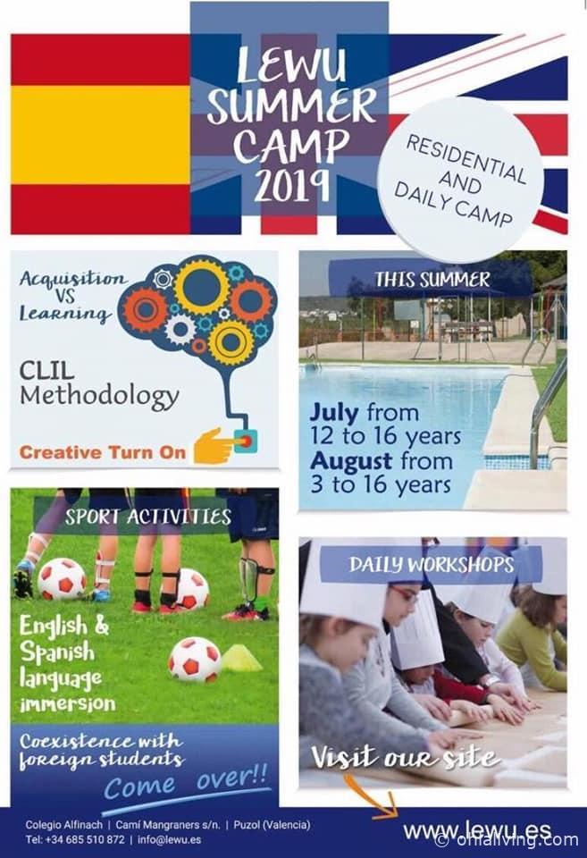 Lewu Summer School Valencia