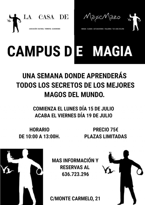Magic Summer School Valencia