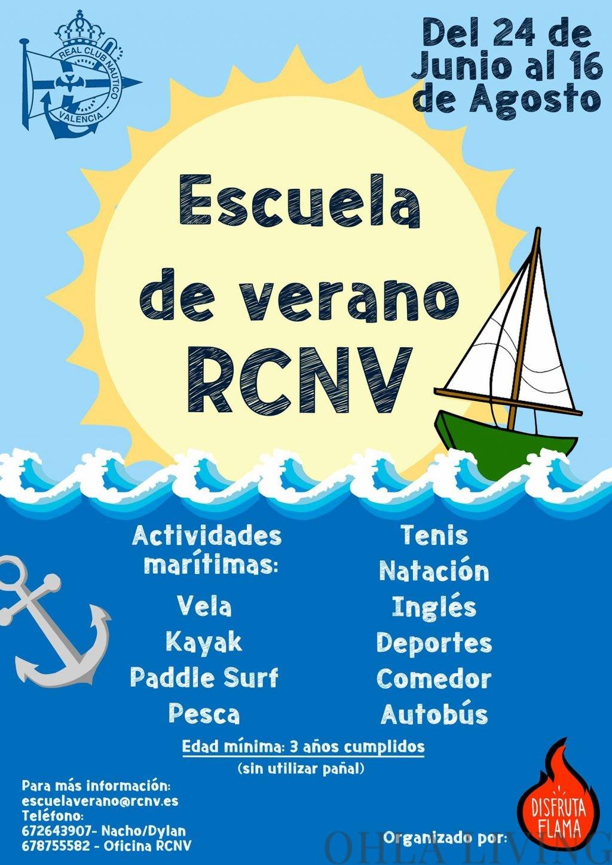 Nautical Summer School In Valencia