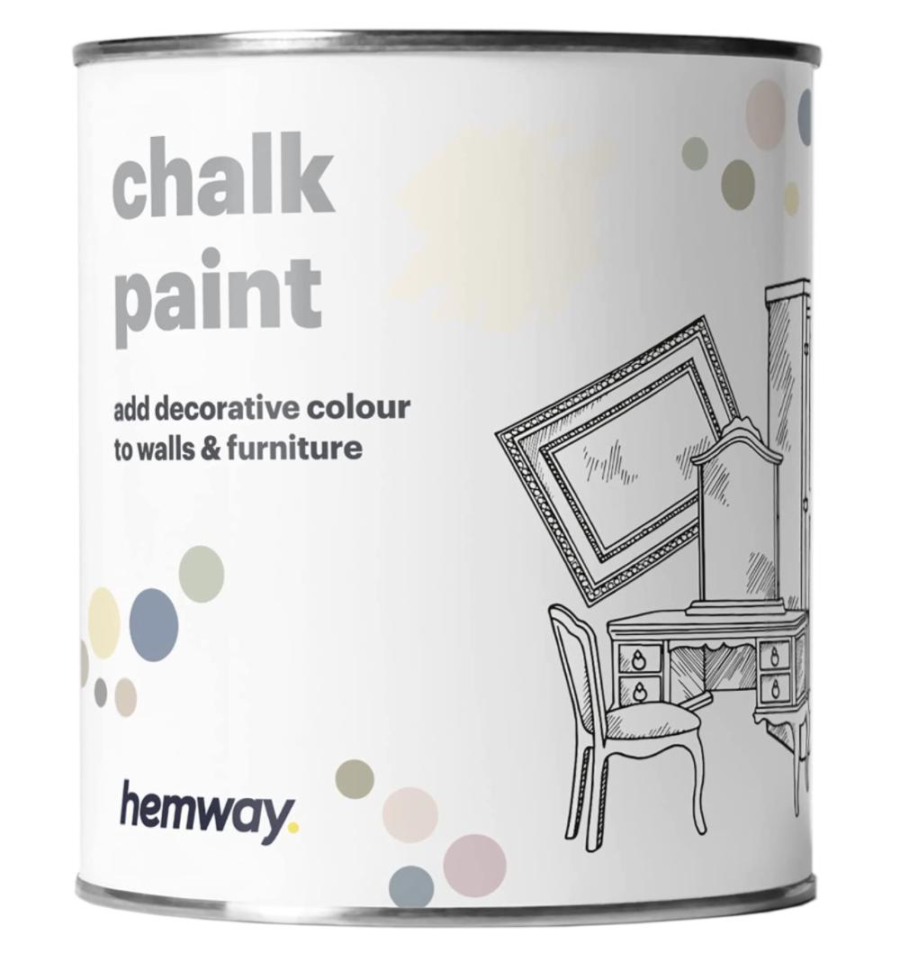Hemway chalk paint