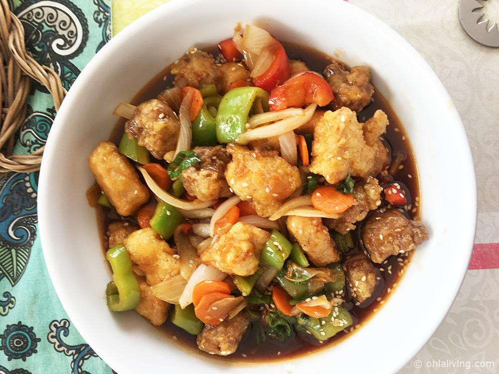 Classic Sweet And Sour Chicken