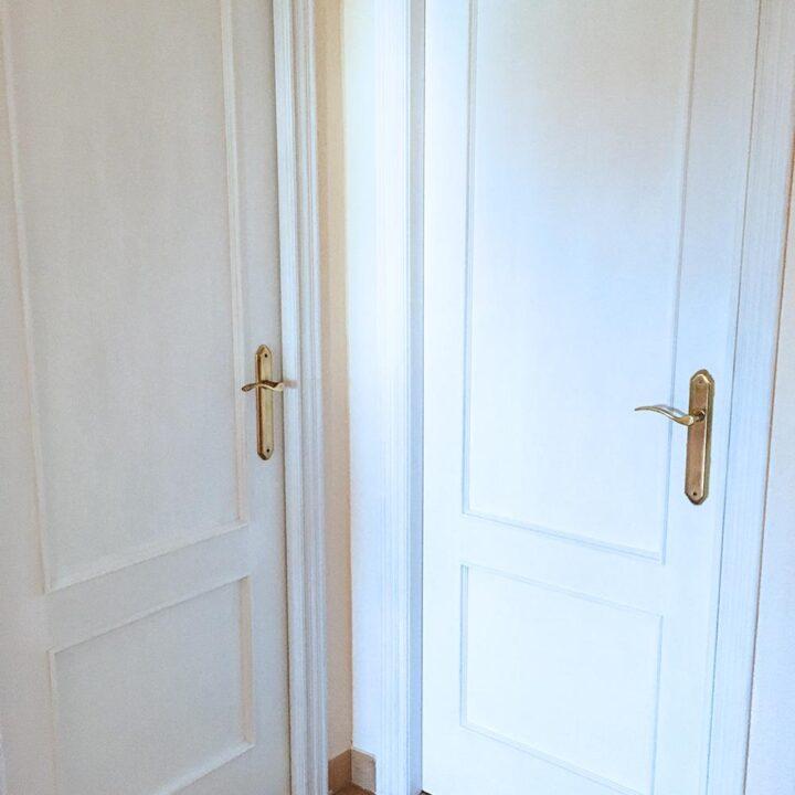 door second coat