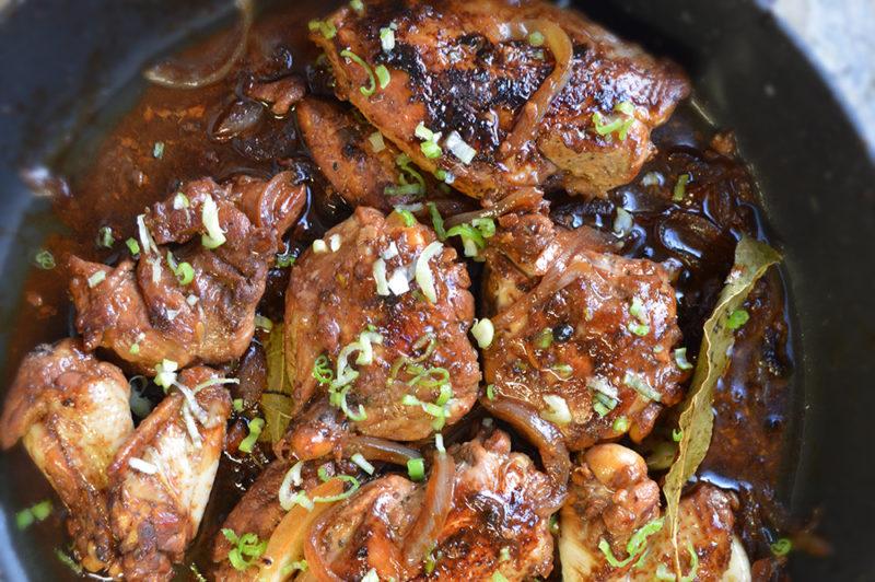 Tasty and Authentic Filipino Chicken Adobo Recipe