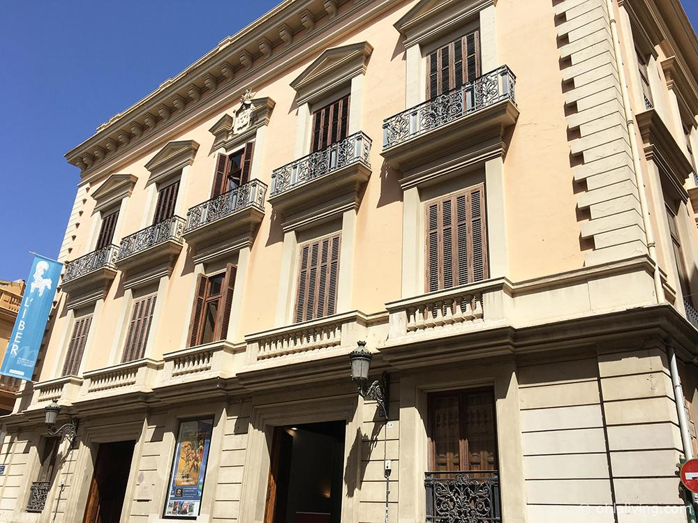 L'Iber Toy Soldier Museum In Valencia