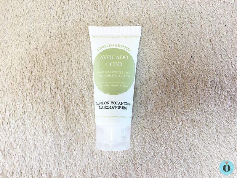 Limited Edition Avocado + CBD 8-Hour Moisture Fill Eye Cream