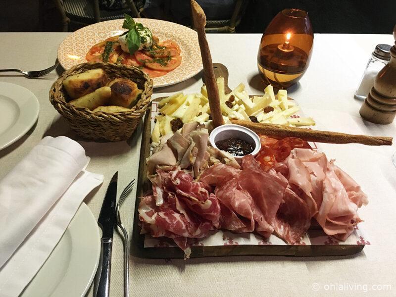 Rustic Italian Restaurant In Valencia