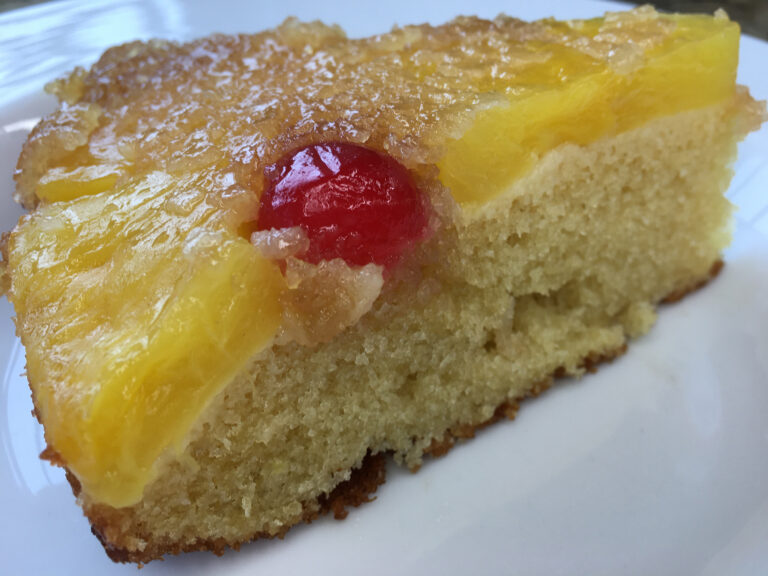 The Best Pineapple Upside Down Cake