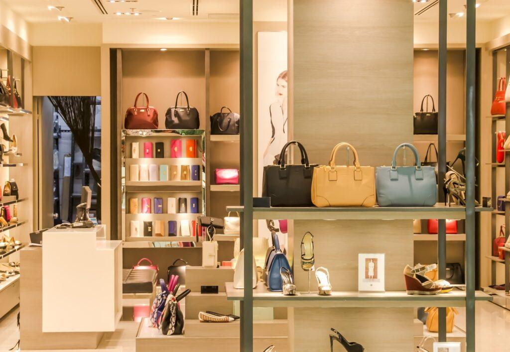 best shopping Spain