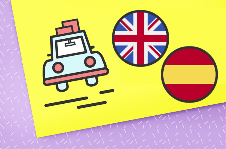UK Driving Licence To Spanish Valencia