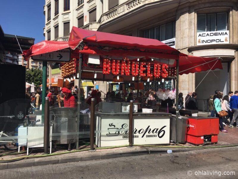Buñuelo Van In Valencia